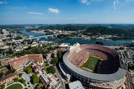Neyland Stadium Map Photography Office Of Communications And Marketing