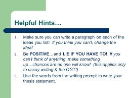 Ways to Answer a Writing Prompt   wikiHow Alib