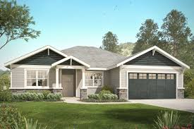 Craftsman Home by Craftsman House Plans Northampton 31 052 Associated Designs