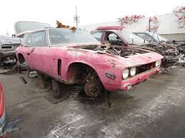 lexus junkyard los angeles junkyard find jensen interceptor the truth about cars