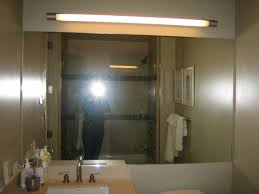 bathroom lighting over mirror modern bathroom lighting ideas