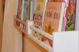 Hanging Bookshelves Ikea by Beautiful Hanging Shelf Children Wall Shelves Bookshelf Solid