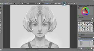 Paint Selector by Getting Started With Krita 2 3 David Revoy