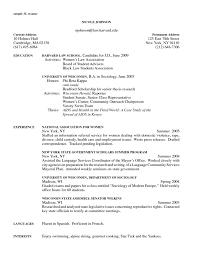 Law Resume Samples by Harvard Resume Sample Cv Resume Ideas