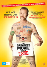 "The Greatest Movie Ever Sold (2011) Doblaje: Vose Genero: Documental Sinopsis: Este documental gira en torno al ""product placement"", o publicidad encubierta, en las..."