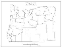 Maps Oregon by Maps Of Oregon