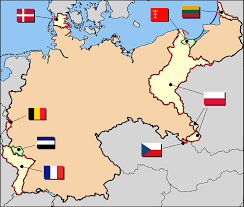 Europe After Ww1 Map by Why Wasn U0027t Germany Partitioned After Wwi Like Poland To Prevent