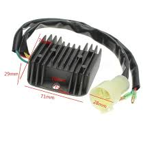 rectifier voltage regulator for honda 300 trx300 fourtrax 1993