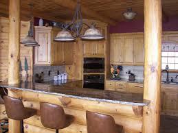 magnificent log home kitchen design h83 on furniture home design
