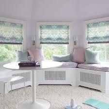 Bay Window Desk Window Seat On Bay Window Design Ideas