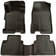 nissan altima coupe in snow amazon com husky liners front u0026 2nd seat floor liners fits 07 12