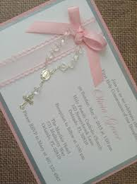Invitation Cards Baptism Deluxe Handmade Communion Christening Baptism Invitations Each