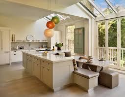 kitchen island nook trend alert a kitchen island that s also a for