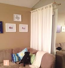 how to hang curtains like macgyver jamie u0027s home blog