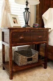 Wood Bench Plans Indoor by Best 25 Diy Bedside Tables Ideas On Pinterest Diy Furniture