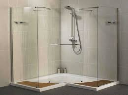 Bathroom Shower Remodel Ideas by Bathroom Shower Remodel Ideas With Glass Wall And Door Design Home