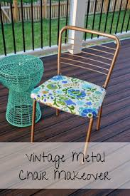 Vintage Brown Jordan Patio Furniture - best 25 vintage metal chairs ideas on pinterest vintage patio