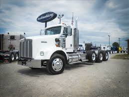 classic kenworth for sale used 2007 kenworth t800w tri axle daycab for sale in ms 6628