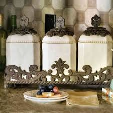 kitchen canister sets ceramic 123 trendy interior or decor