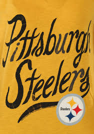 womens roster ringer pittsburgh steelers tank