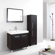 Bathroom Wall Shelving Ideas by Bathroom Cabinets Centra Bathroom Wall Bath Espresso Bathroom