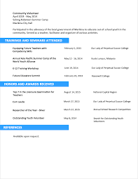 resume examples for job sample resume format for fresh graduates two page format sample resume format for fresh graduates two page format 3 2