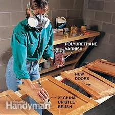 Refinishing Kitchen Cabinets How To Refinish Kitchen Cabinets Family Handyman