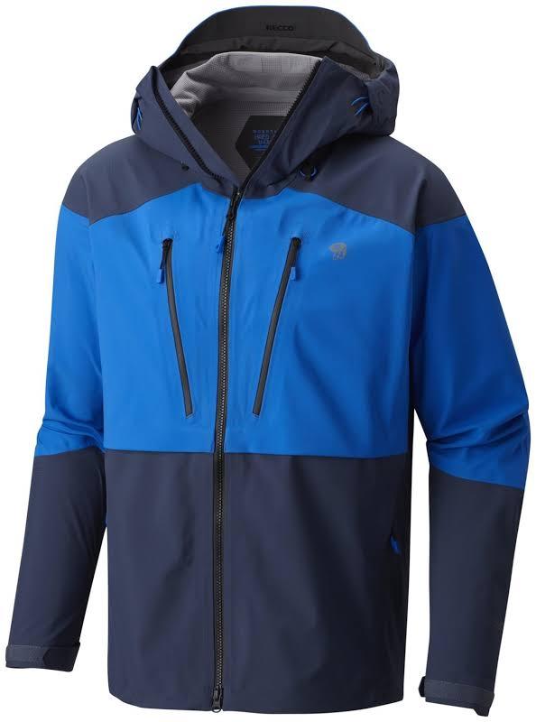 Mountain Hardwear Cyclone Jacket Altitude Blue Zinc M 1731851438-M