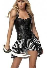 Sexiest Pirate Halloween Costumes 10 Sexiest Casual Dresses Women