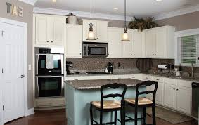 Kitchen Oak Cabinets by Kitchen Colors With White Cabinets And Stainless Appliances
