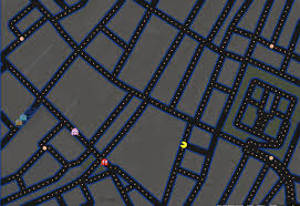 T Boston Map by Playing Pac Man On A Map Of Boston Is Predictably Difficult