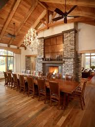 Dining Room Ceiling Fan by Ceiling Fans Chandelier Dining Room Rustic With Transom Windows