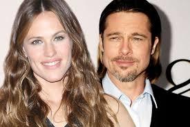 I     m dating Brad Pitt       Jennifer Garner jokes about Angelina     Mirror