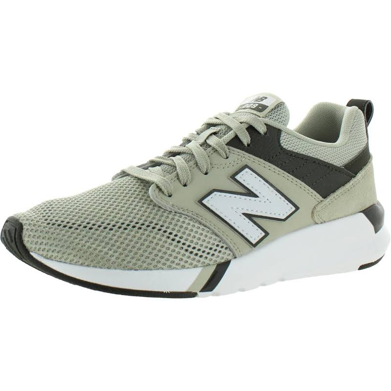 New Balance 009v1 Trainers Low Top Sneakers Beige 7 Medium (D)