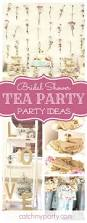 best 25 tea party bridal shower ideas on pinterest food for