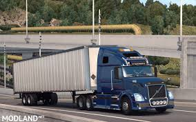 american volvo trucks volvo vnl670 for ats v 1 1 mod for american truck simulator ats