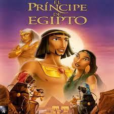 El principe de Egipto (1998) [Latino]