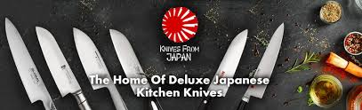 Uk Kitchen Knives by Knives From Japan The Home Of Deluxe Japanese Kitchen Knives