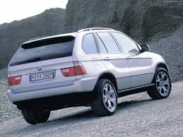 Bmw X5 E53 - 5 seriously cool suvs you can buy for 7000