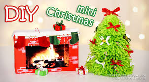 diy christmas decorations homemade holiday decorating ideas mini