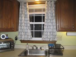 Kitchen Drapery Ideas Curtains Long Kitchen Curtains Ideas Kitchen Curtains Smart Window
