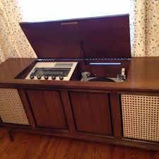 find more vintage stereo cabinet with turntable for sale at up to