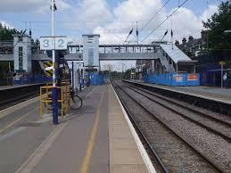 West Hampstead Thameslink railway station