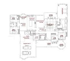 home design single floor 4 bedroom house plans in kerala