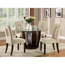 Concrete Dining Room Table Coastal Dining Room Sets Cheap Under 100 Oval Brown Polished Teak
