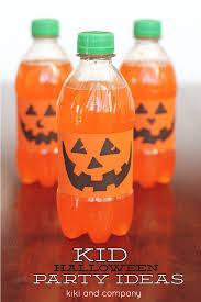 orange pumpkin drinks halloween idea tutorial kiki u0026 company