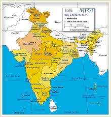 Ancient India Map by Tribal Languages In India U2013 Introduction 1 4