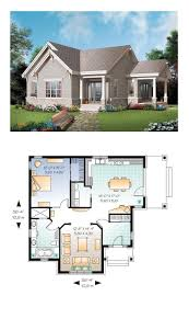820 best small house plans images on pinterest house floor plans