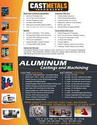 cast metals aluminum casting u0026 machining sand u0026 permanent mold