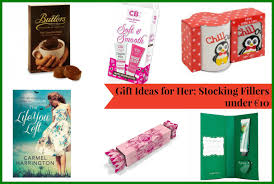 christmas gift guide for her under u20ac10 stocking fillers